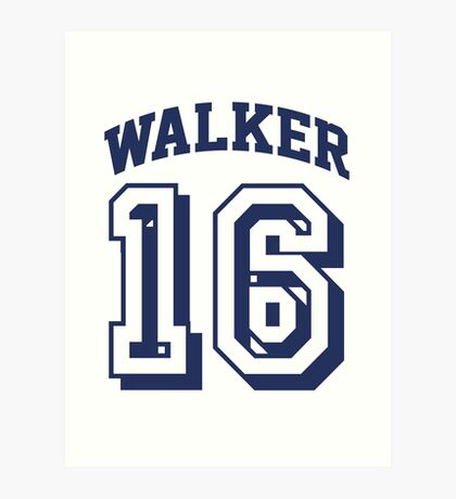 Scott Walker 16 Art Print