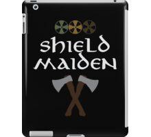 Shield Maiden iPad Case/Skin