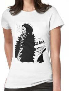 Tears for a friend Womens Fitted T-Shirt