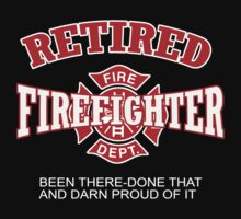 RETIRED FIREFIGHTER by imsrnvs