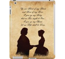 the Wedding iPad Case/Skin