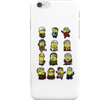 The Doctors Minion iPhone Case/Skin