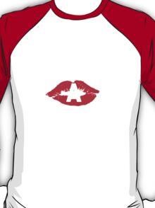I KISSED A FIREMAN T-Shirt