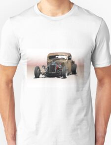 Rat Rod Pickup 'Hemified' Unisex T-Shirt