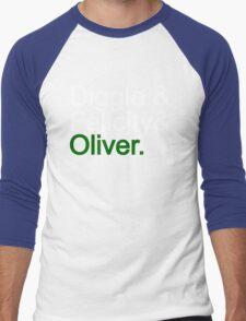 Team Arrow Men's Baseball ¾ T-Shirt