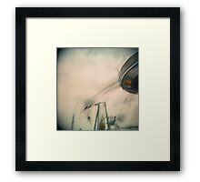A Way to Almost Fly I Framed Print