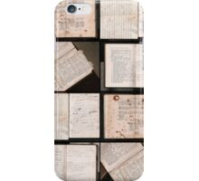 1910collective iPhone Case/Skin