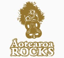 Aotearoa rocks by clockworkshirts