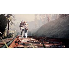 Life is Strange Chloe/Max Photographic Print
