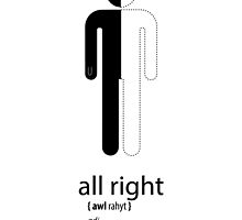 All Right defined by SheepOverflow