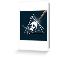 pink Floyd  Greeting Card