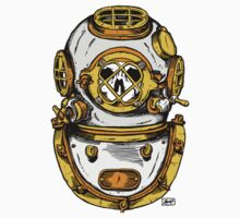 Diving Helmet One Piece - Long Sleeve