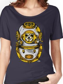 Diving Helmet Women's Relaxed Fit T-Shirt