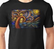 Steampunk - Starry night Unisex T-Shirt