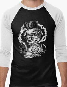 Pennyroyal Teaparty Men's Baseball ¾ T-Shirt