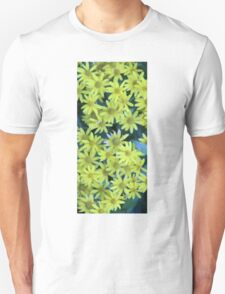 Yellow Blossoms Collection T-Shirt