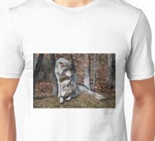 Alpha Pair Unisex T-Shirt