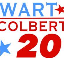 Stewart/Colbert 2016 Sticker