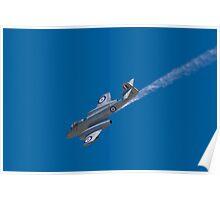 meteor descending Poster