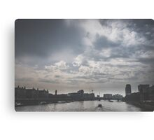 Thames Canvas Print