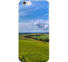 The Field Scenery iPhone Case/Skin