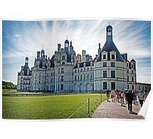 Château de Chambord Poster