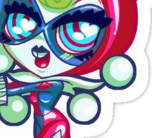 Chibi Harley Quinn Sticker