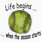 Life begins ... by Chris Nies