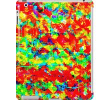 Mixed paint iPad Case/Skin