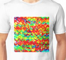 Mixed paint Unisex T-Shirt