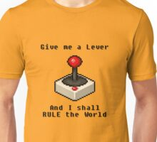 The Gamer's Theorem Unisex T-Shirt