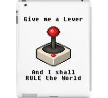 The Gamer's Theorem iPad Case/Skin