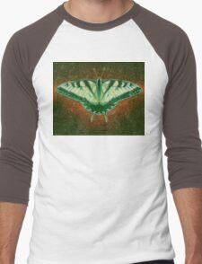 BUTTERFLY TREASURE Men's Baseball ¾ T-Shirt