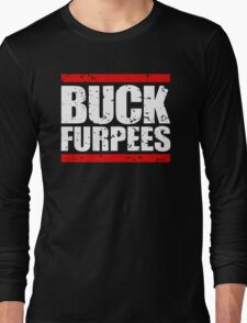 Buck Furpees Gym motivation Workout Long Sleeve T-Shirt