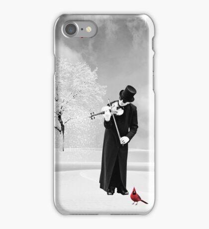 The Fiddler... iPhone Case/Skin