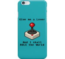 The Gamer's Theorem iPhone Case/Skin