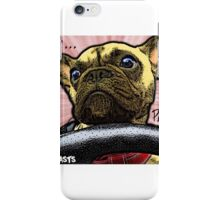 Kobi Casts - Places to be . . . people to see (Red) iPhone Case/Skin