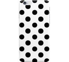 Polka Dots 1 iPhone Case/Skin
