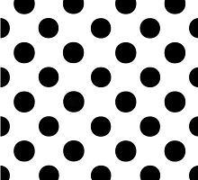 Polka Dots 1 by 10813Apparel