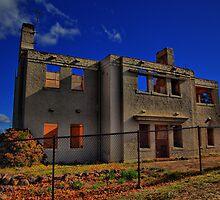 Mount Stromlo House by John Vandeven