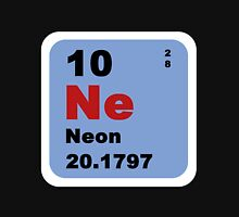 Periodic Table of Elements: No. 10 Neon Unisex T-Shirt