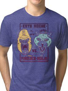 Luchadores  Tri-blend T-Shirt