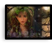 Elven Harvest Canvas Print