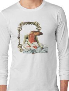 Ornate Flesh Long Sleeve T-Shirt