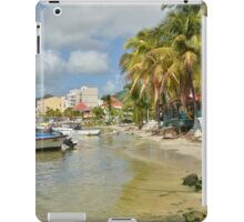 Caribbean daydream iPad Case/Skin