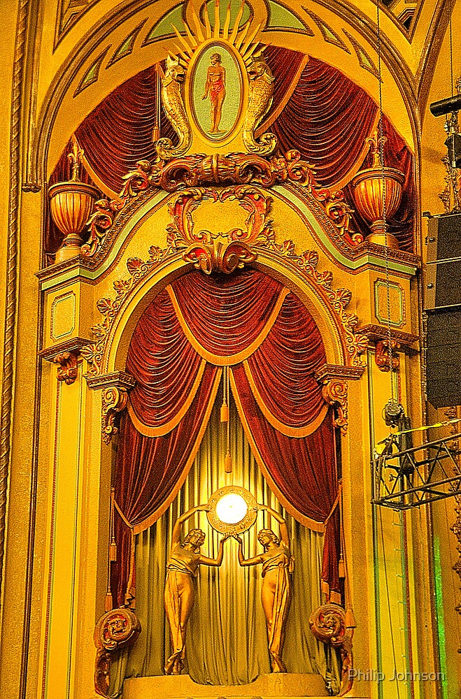 Palace Of Dreams - State Theatre Sydney #3 - The HDR Experience by Philip Johnson