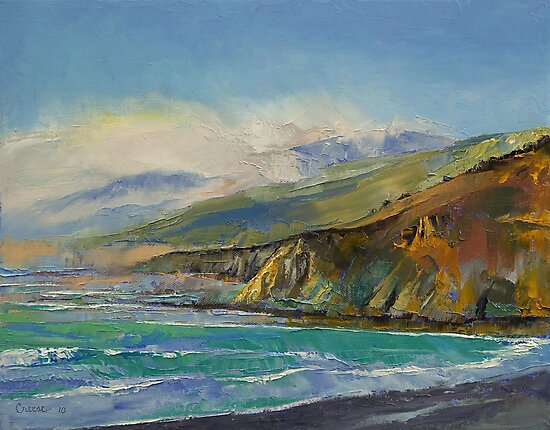 Jade Cove by Michael Creese