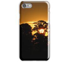 Tilia ( Lime Trees ) Little Bealings iPhone Case/Skin