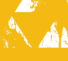 Triforce Hoodie Sticker