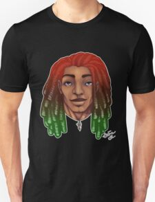 Dreads are cool. Unisex T-Shirt